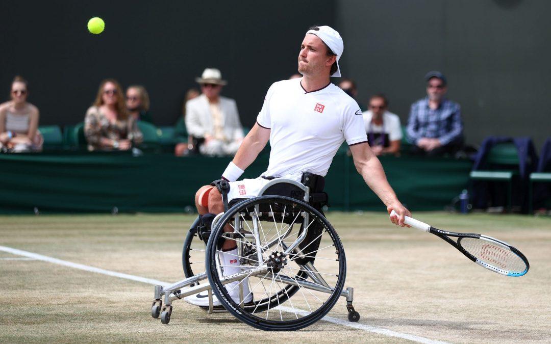 Reid ends 2021 Wimbledon challenge as runner-up