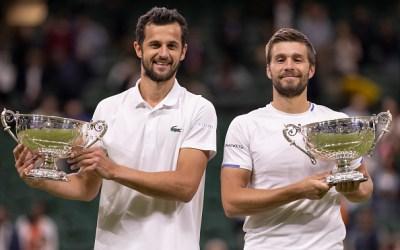 Croatian duo pick up Men's Doubles title