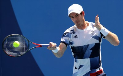 Injury forces Murray to concentrate on doubles
