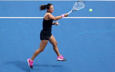 WTA Tour Round-up: Top seeds advance in Cleveland and Chicago 250s