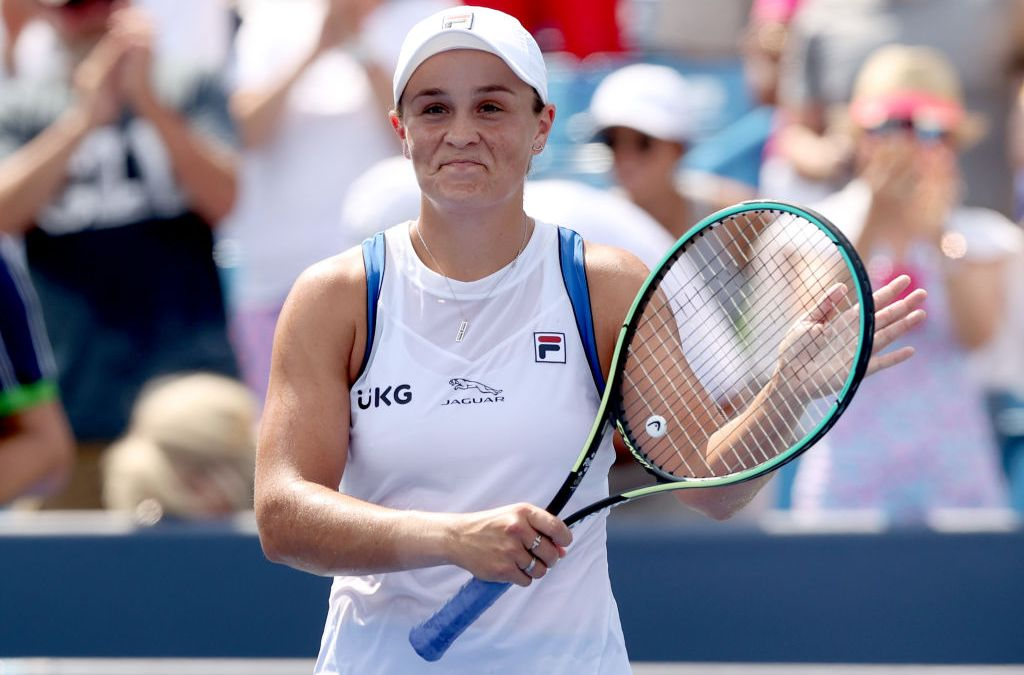 US Open Preview: Barty favourite for women's title