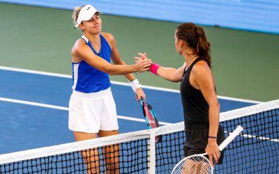 WTA Tour Roundup: Kasatkina falls in Cleveland, Svitolina advances in Chicago