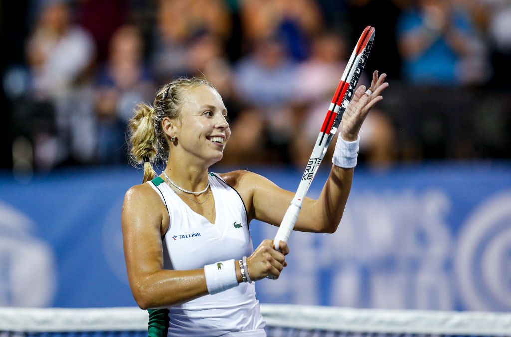 WTA Tour Roundup: Finalists determined in Cleveland and Chicago