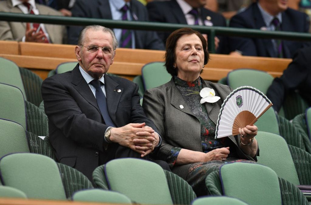 Former IOC President Jacques Rogge dies, age 79