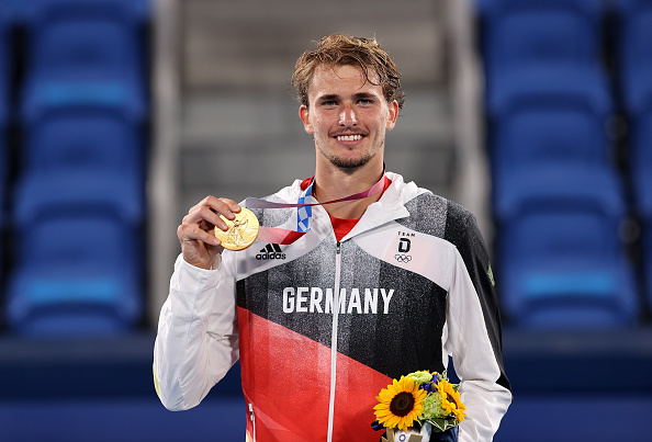 Zverev is the new Olympic Champion