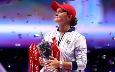 Barty to play Indian Wells but uncertain over WTA Finals