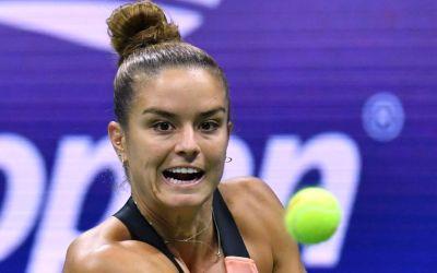 Sakkari upsets Andreescu in late night thriller, Pliskova next
