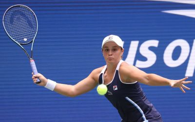 Barty and Pliskova lead seeds into R2 in New York