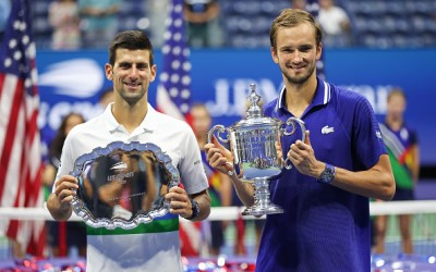 Medvedev crushes Djokovic and Calendar Grand Slam dream