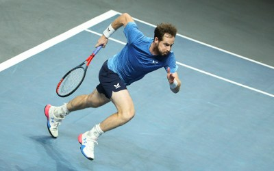 Murray and Norrie clear first hurdles in San Diego