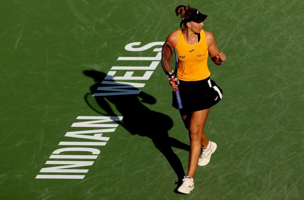 Pliskova, Andreescu and Gauff tumble out of Indian Wells