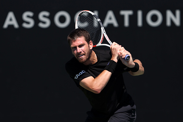 Norrie through to last four