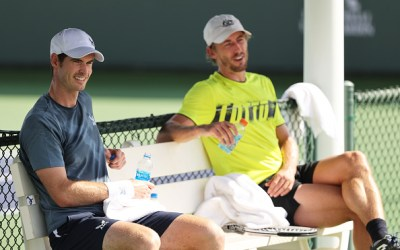 Murray gets another tough draw