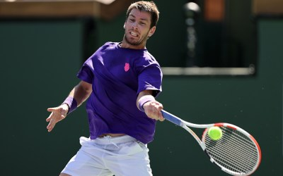 Norrie and Dimitrov fill first two S/F places