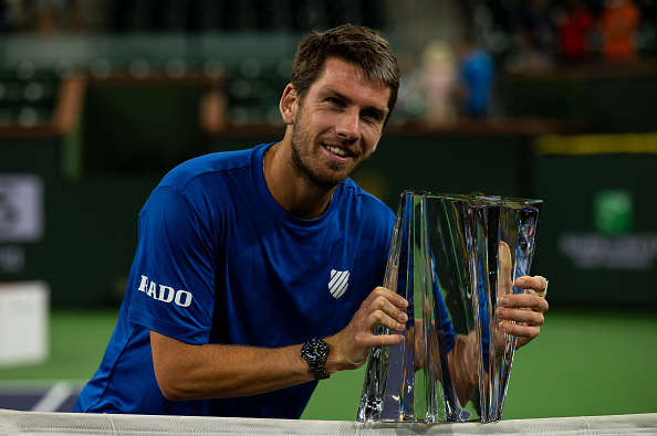 Norrie is Indian Wells champion
