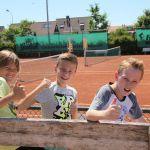 Clubkampioenschappen jeugd halverwege