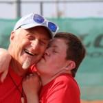 Weer groot G-tennistoernooi bij TVNV