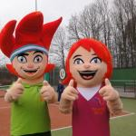 World Tour tenniskids van start