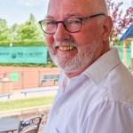 Arjan Verbaas met pensioen