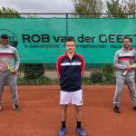De tennislessen starten weer vanaf maandag 17 augustus | Intense Tennis bij TVNV