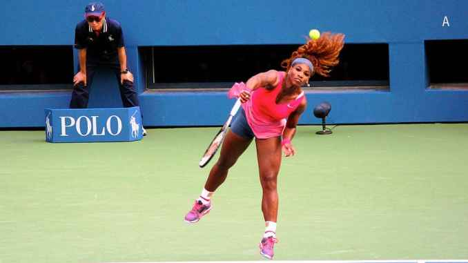 Serena Williams v Amanda Anisimova live streaming