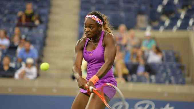 Sloane Stephens will take on Madison Keys in the US Open Final.