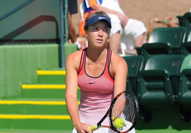 Svitolina suffers shock Thailand Open exit