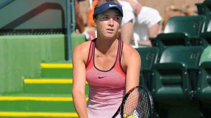 Elina Svitolina v Nao Hibino live streaming and predictions