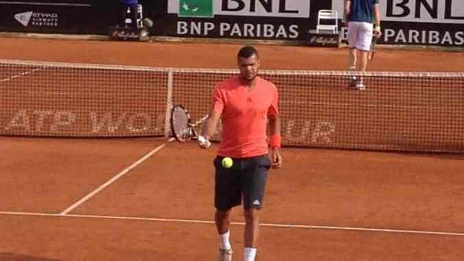 Watch the Jo-Wilfried Tsonga v Kyle Edmund Live Streaming ATP Marrakech