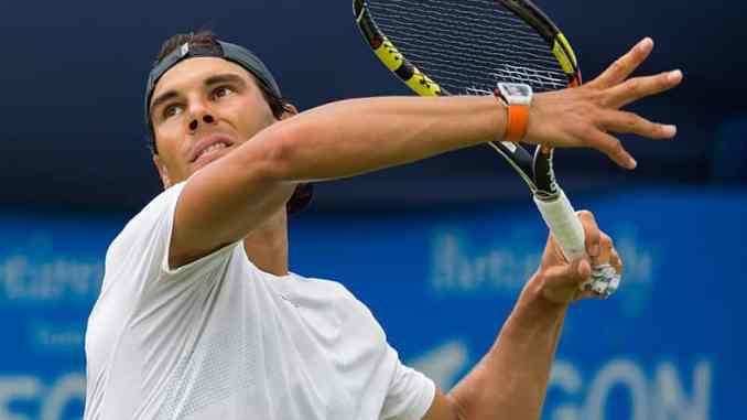 Rafael Nadal v Guido Pella live streaming at the Rogers Cup