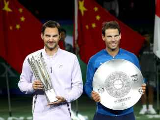 Roger Federer & Rafael Nadal's rivalry in 2017