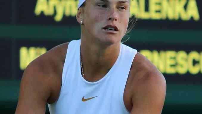 Watch the Aryna Sabalenka v Maria Sakkari WTA Elite Trophy