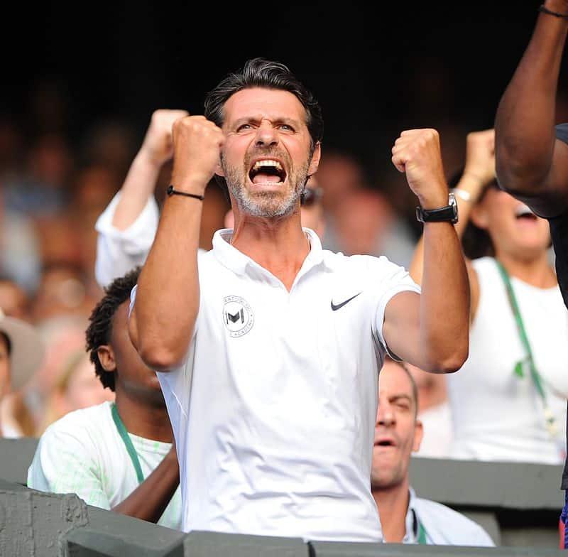 Patrick Mouratoglou Coached Serena?