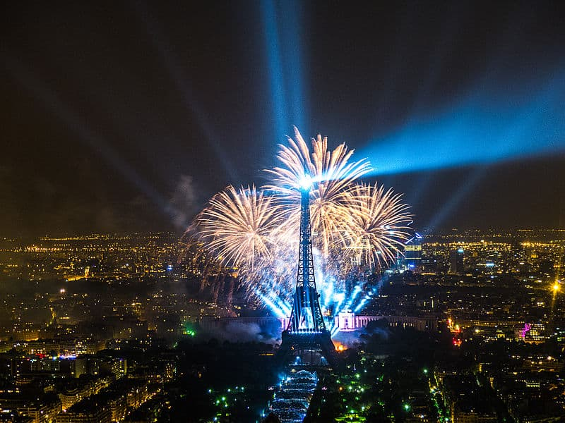 Visit the Eiffel Tower during the French Open
