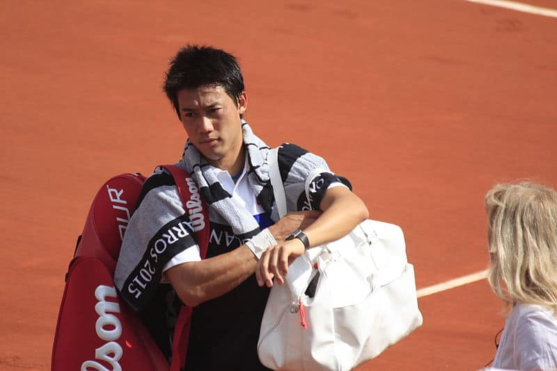 Kei Nishikori Wins the Brisbane International Title