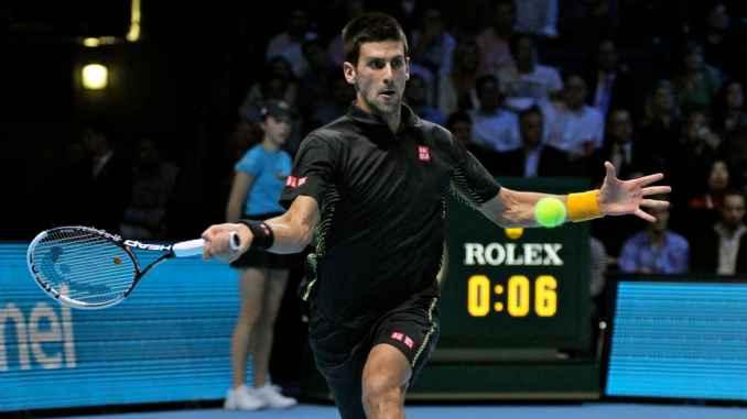 Djokovic V Anderson Live Streaming Mubadala Tennis