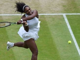 Serena Williams has been upset a couple of times