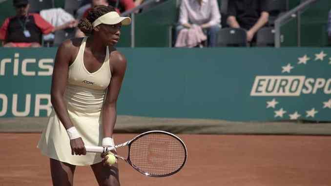 Watch the Venus Williams v Saisai Zheng US Open Live Streaming