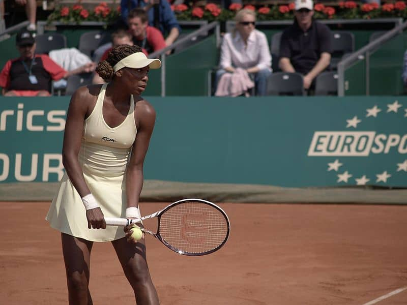 Venus Williams Didn't Win at the French Open