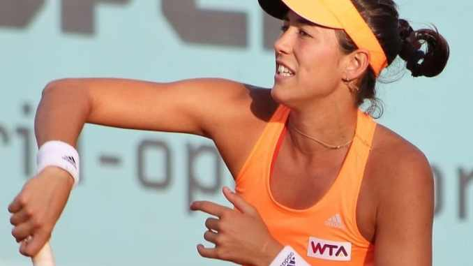 Garbine Muguruza v Veronika Kudermetova WTA Hobart International Live Streaming