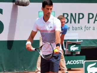 Novak Djokovic made it to round two at the US Open 2019
