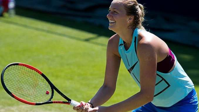 Watch the Petra Kvitova v Belinda Bencic Live Streaming WTA Finals