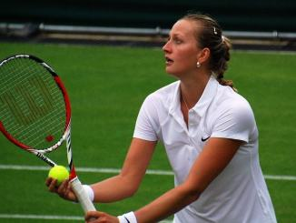 Petra Kvitova will be in fourth round action at the 2020 French Open