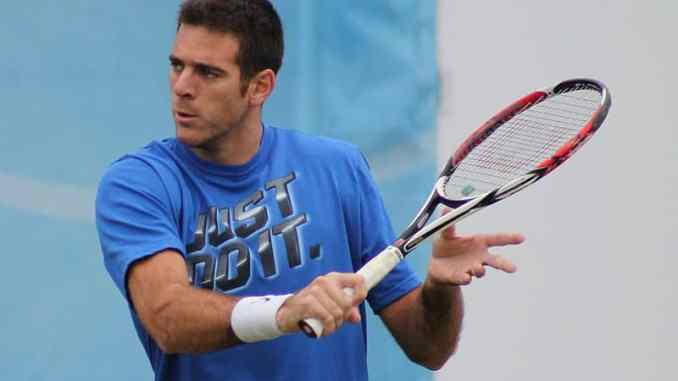 Juan Martin del Potro won the 2009 US Open
