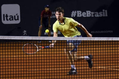 Dominic Thiem's Showing on Clay