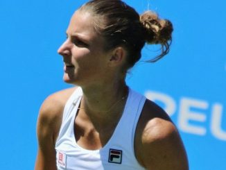 Karolina Pliskova has a new tennis coach
