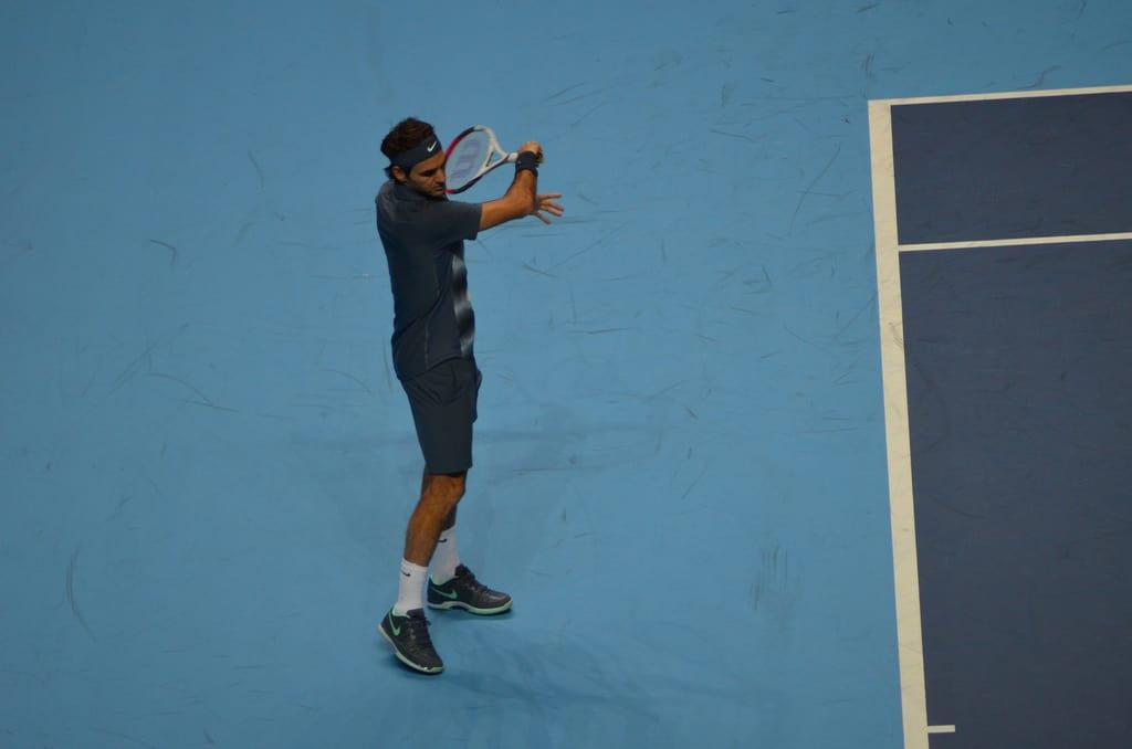 Roger Federer overcomes Fernando Verdasco in Dubai, Nishikori falls to qualifier