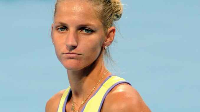 Karolina Pliskova v Anna Blinkova live streaming and predictions