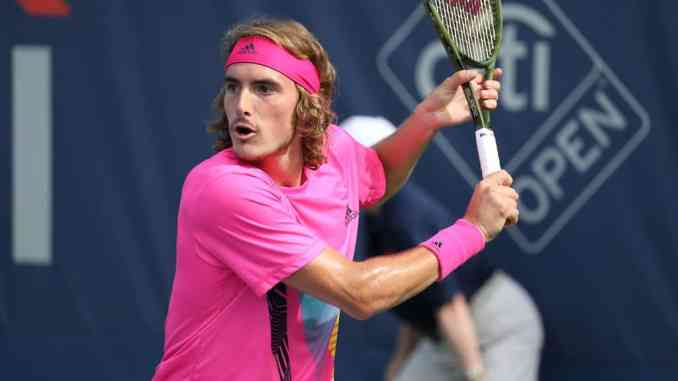 Winning the ATP Finals earlier this month has made Stefanos Tsitsipas only hungrier as he aims for the top spot on the ATP Rankings.
