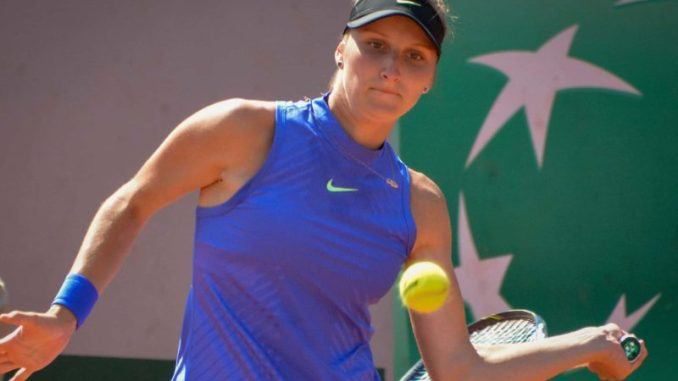 Marketa Vondrousova v Polona Hercog live streaming and predictions